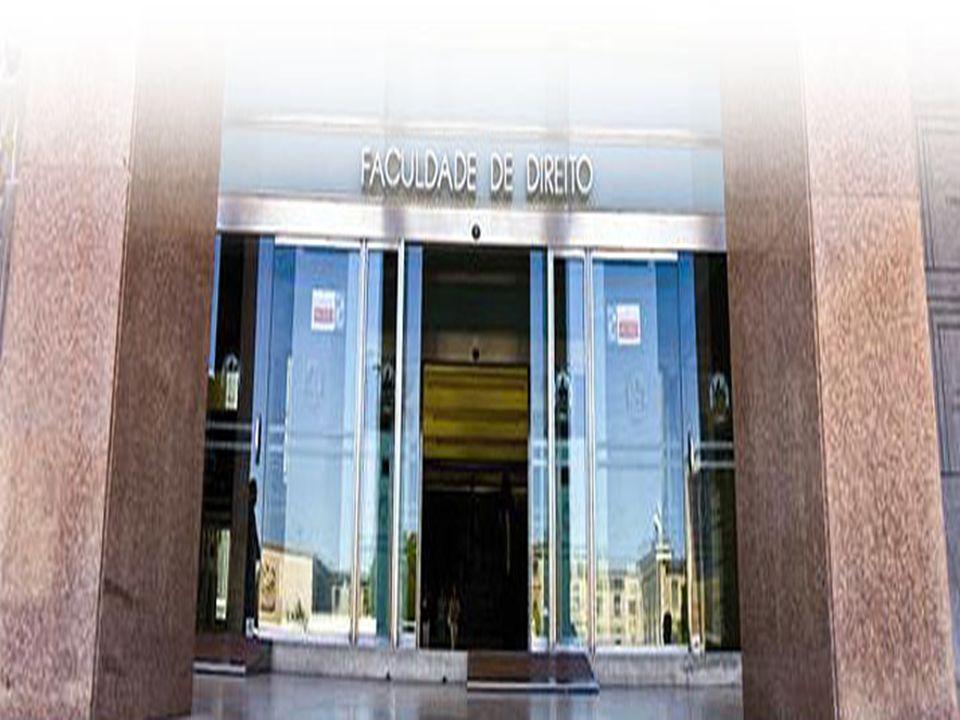 A Faculdade A Faculdade de Direito é uma instituição de criação, transmissão e difusão da cultura e da ciência, no domínio das disciplinas jurídicas e