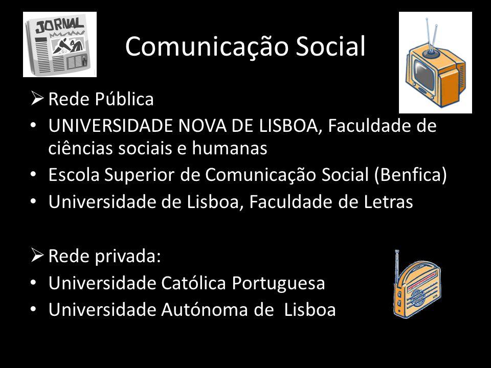 Condições de acesso Provas específicas: História da Cultura das Artes Matemática Português (uma prova de entre as três) Pré-requisito: Modelo 1547 INCM (Auto-declaração) Média de Entrada: 1ª fase: 150,0 2ª fase: 154,0 Vagas: 60 Valor de propinas: 996/ano