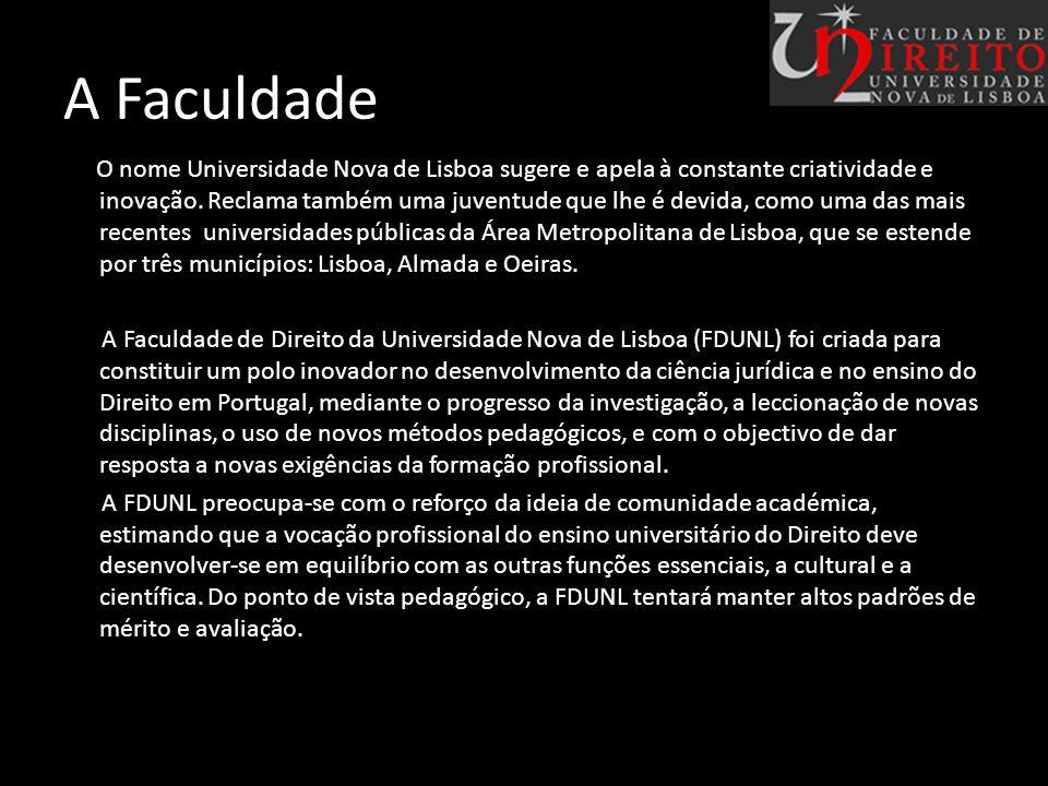 Universidade Nova de Lisboa - Faculdade de Direito