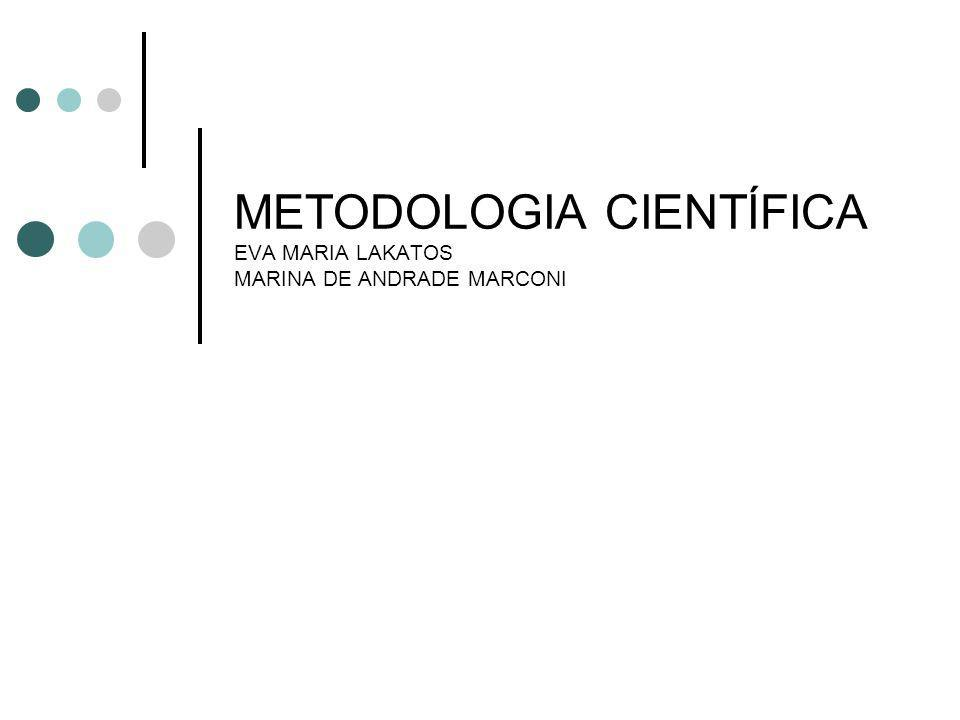 ESTRUTURA DO LIVRO CAP 1.CIÊNCIA E CONHECIMENTO CIENTÍFICO CAP 2.