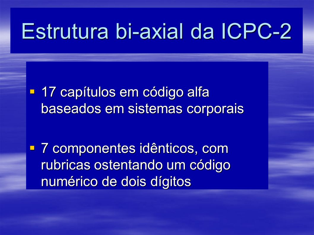 17 capítulos em código alfa baseados em sistemas corporais 17 capítulos em código alfa baseados em sistemas corporais 7 componentes idênticos, com rub