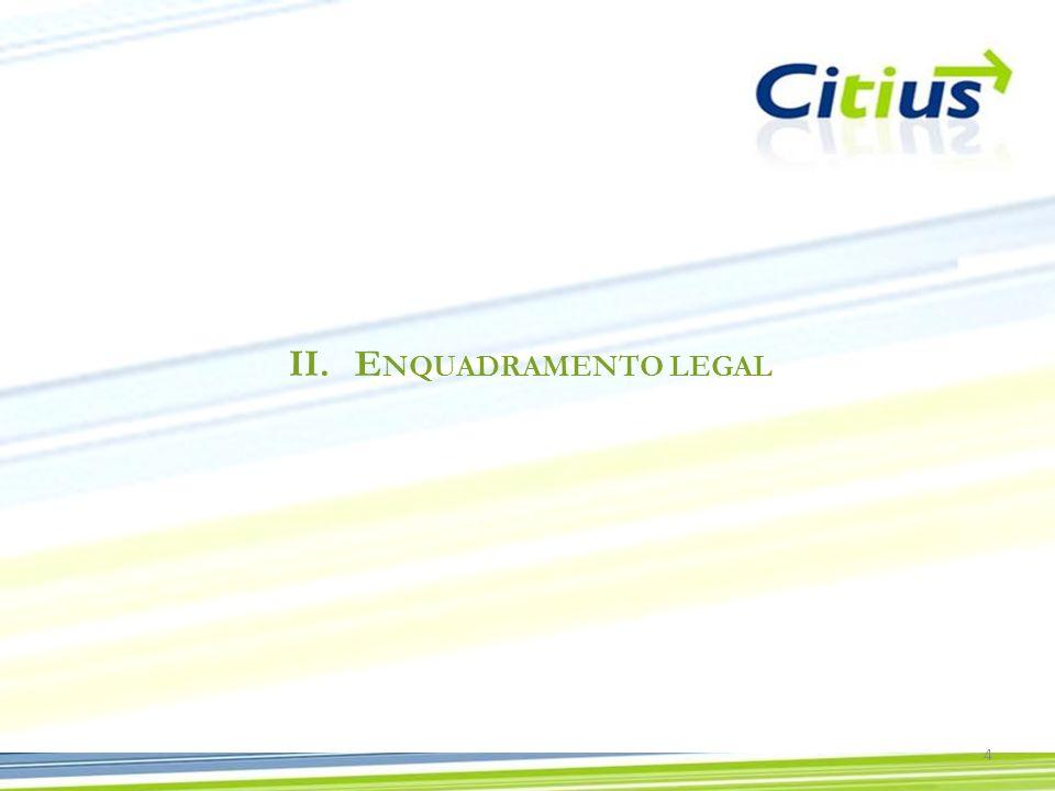 CITIUS – Entrega de Peças Processuais 35