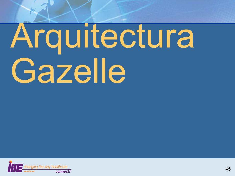 Arquitectura Gazelle 45