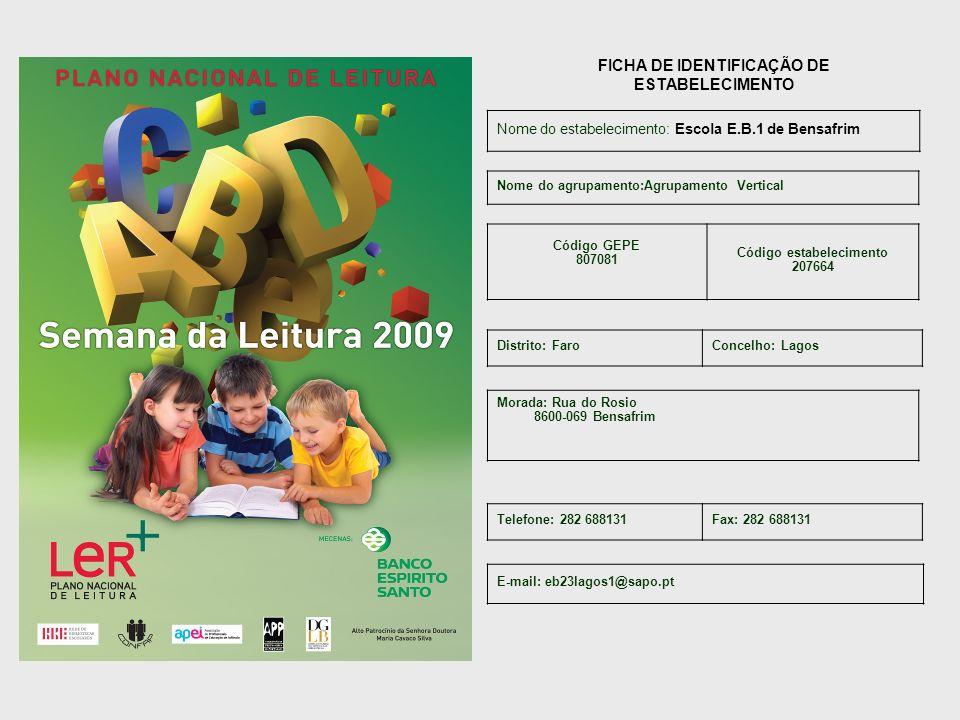 Outras fotografias http://bibliotecadospequenos.blogspot.comhttp://bibliotecadospequenos.blogspot.com/ http://www.avelagos.nethttp://www.avelagos.net/ Poderá consultar outros trabalhos: