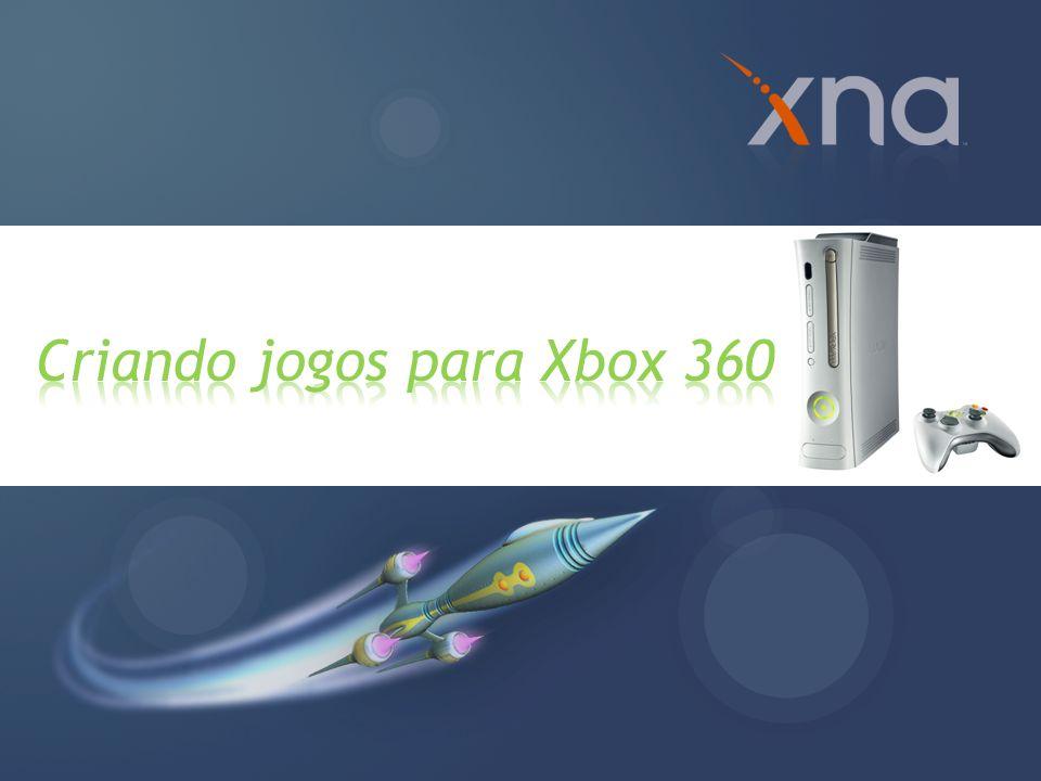 Assinatura Xbox live Assinatura XNA Creators Club XNA Game launcher através do Xbox Live Marketplace