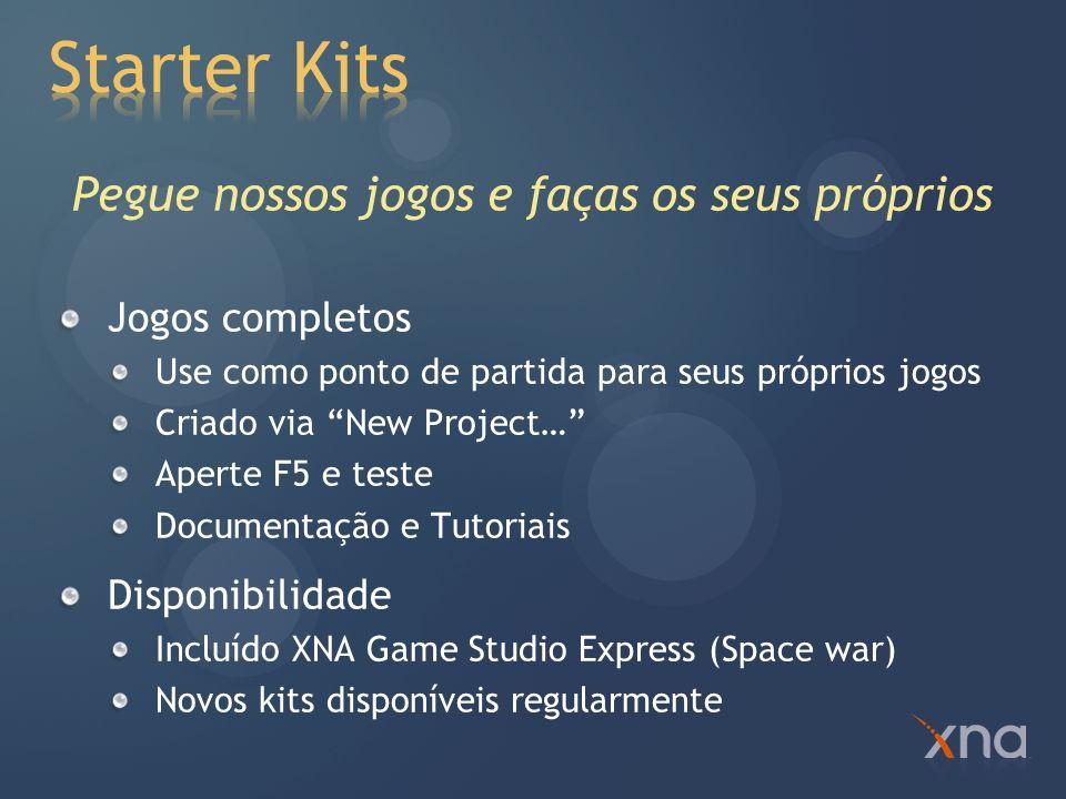 Information Management XNA Game Studio Express 1.0 Refresh Starter Kits