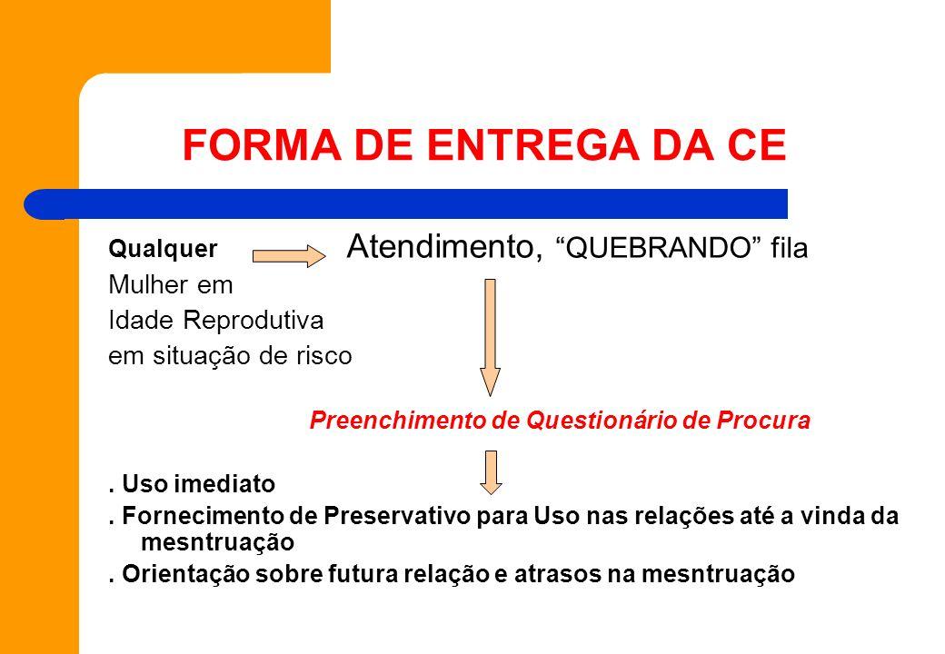 FLUXO de ENTREGA CE POPULAÇÃO POSTO DE SAÚDE (Secretaria de Saúde abastecerá unidades básicas e serviços de atendimento a vítimas de violência