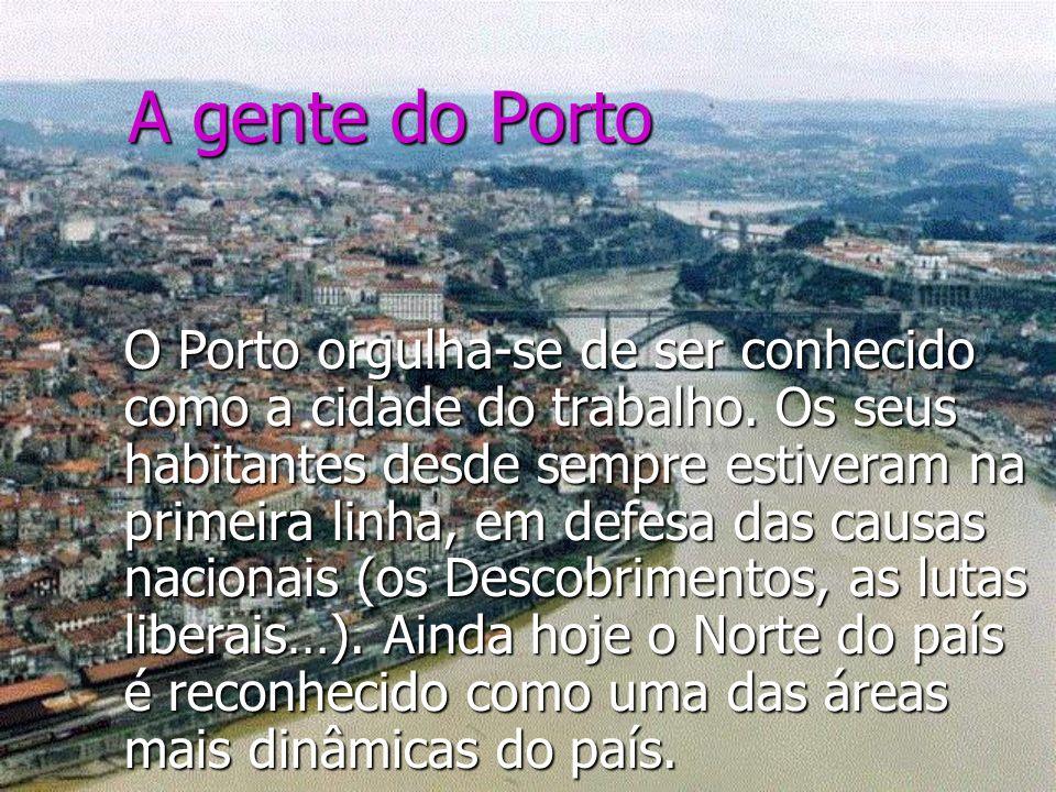 O Porto é a segunda maior cidade de Portugal e é considerada a capital do Norte do País.