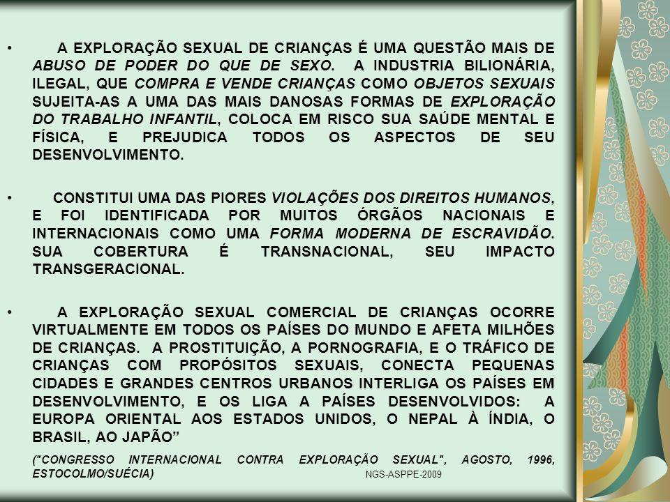 PROFISSIONAL DO SEXO CBO 5198-05 GAROTA DE PROGRAMA GAROTO DE PROGRAMA MERETRIZ MESSALINA MICHÊ MULHER DA VIDA PROSTITUTA TRABALHADOR DO SEXO NGS-ASPPE-2009