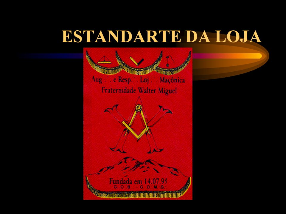 Federada ao Grande Oriente do Brasil Jurisdicionada ao Grande Oriente do Estado de Minas Gerais Filiada ao Pacto Maçônico do Sul de Minas Reuniões às