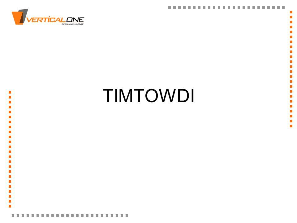 TIMTOWDI