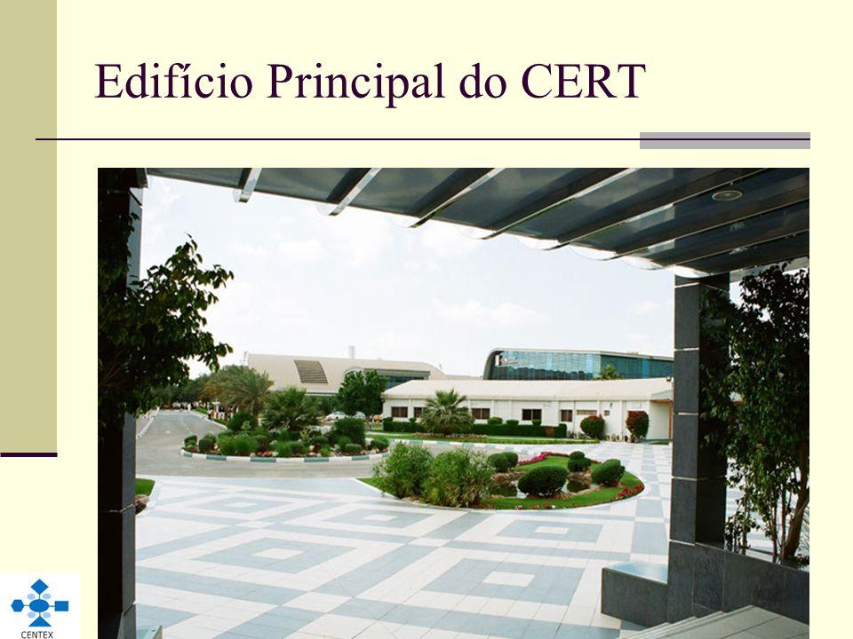 Edifício Principal do CERT