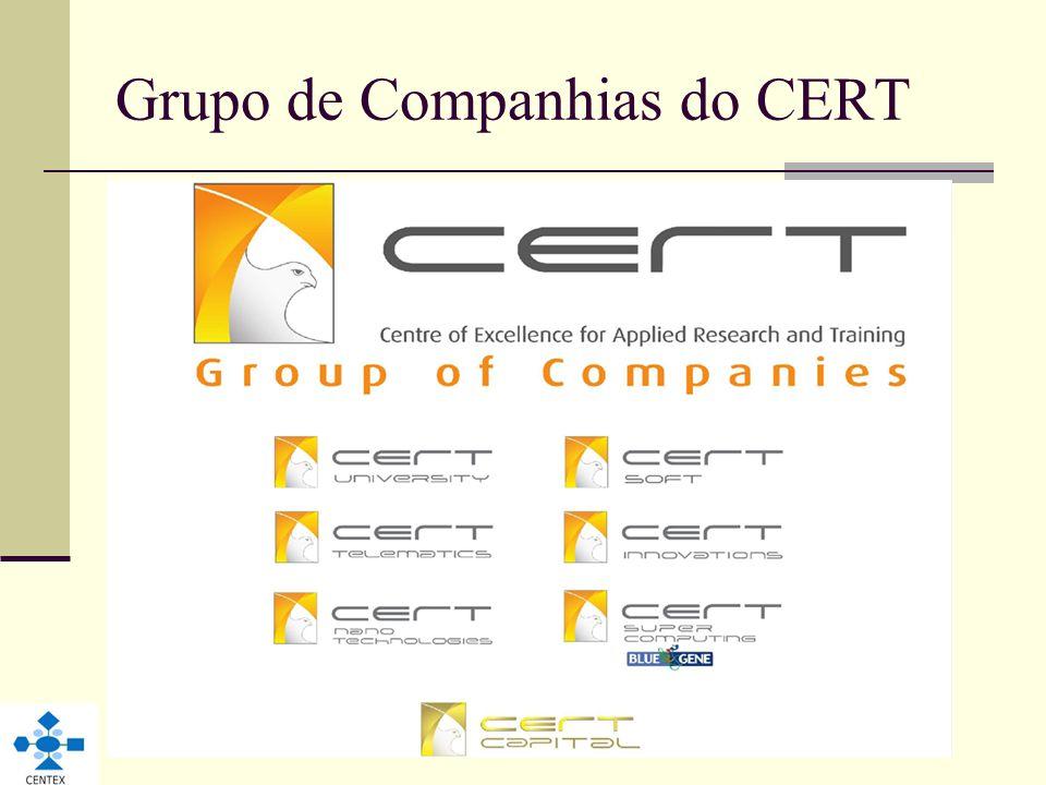 Grupo de Companhias do CERT