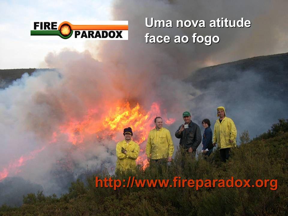 Uma nova atitude face ao fogo http://www.fireparadox.org