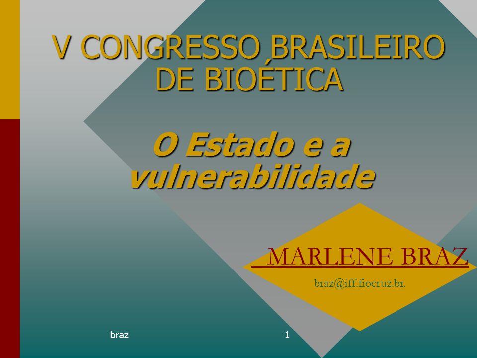 braz2 Introdução Qual o papel do Estado na proteção dos vulneráveis.