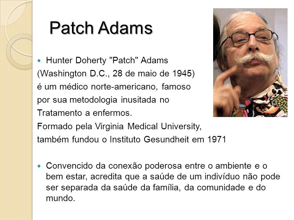 Patch Adams Hunter Doherty