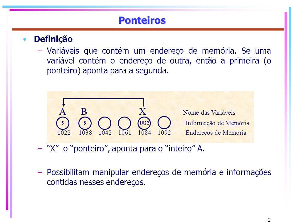 73 Árvores AVL else { if (x > pt->info) { pt->f_dir = insere_AVL(x,pt->f_dir); if (h == true) { switch (pt->bal) { case -1: pt->bal=0; h=false; break; case 0 : pt->bal=1; break; case 1 : pt=caso2(pt); h=false; break; } else printf( informação já existente ); } return pt; } Recursão Direita Verificar Balanceamento Era mais alto a esquerda, equilibrou Ficou com a direita maior Constata caso2