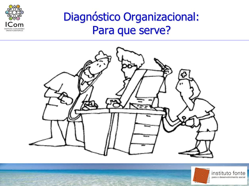 Diagnóstico Organizacional: Para que serve?