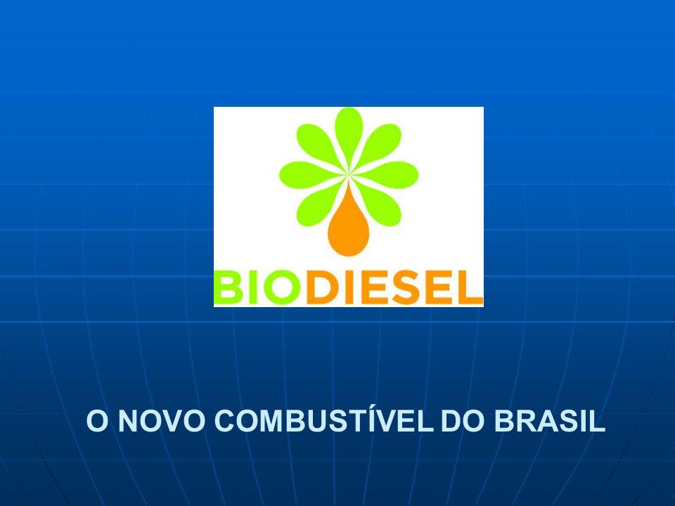 O NOVO COMBUSTÍVEL DO BRASIL