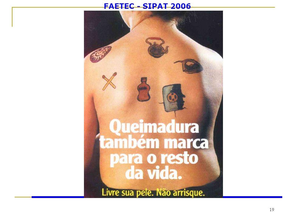 FAETEC - SIPAT 2006 19