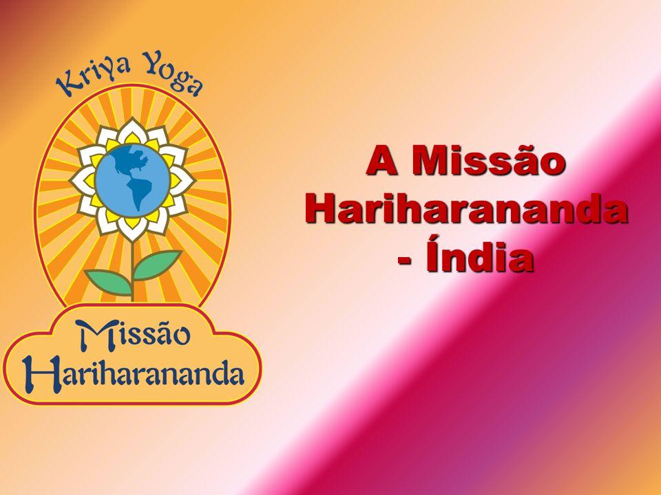 A Missão Hariharananda - Índia