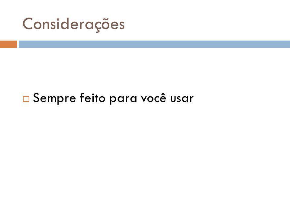 Considerações Atender demanda Gerando demanda Metro Zona Leste São Paulo
