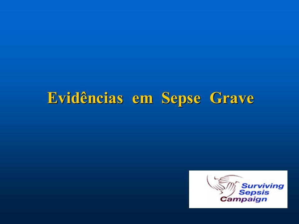Evidências em Sepse Grave