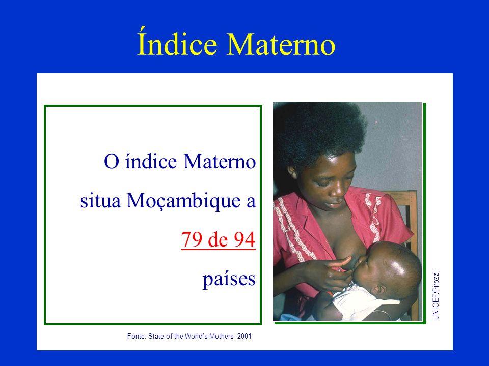META Liderar a luta contra morte e incapacidade materna Capacitar as mulheres para gozar dos seus direitos Contribuir para o desenvolvimento Moçambique