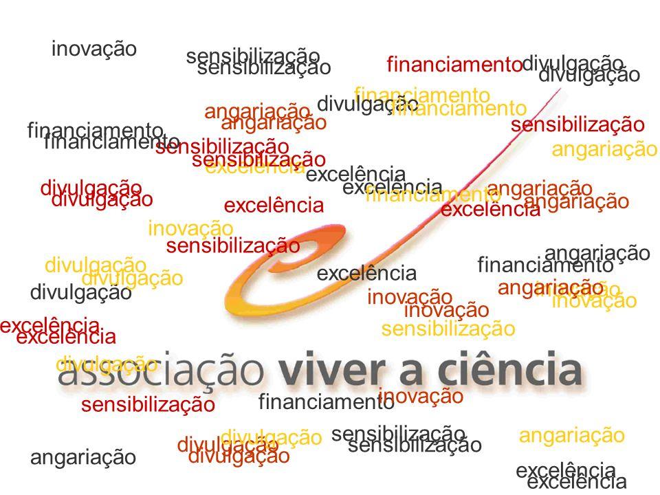 divulgação sensibilização excelência divulgação angariação financiamento excelência sensibilização divulgação angariação sensibilização financiamento
