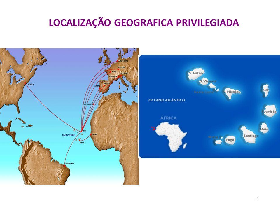 4 LOCALIZAÇÃO GEOGRAFICA PRIVILEGIADA