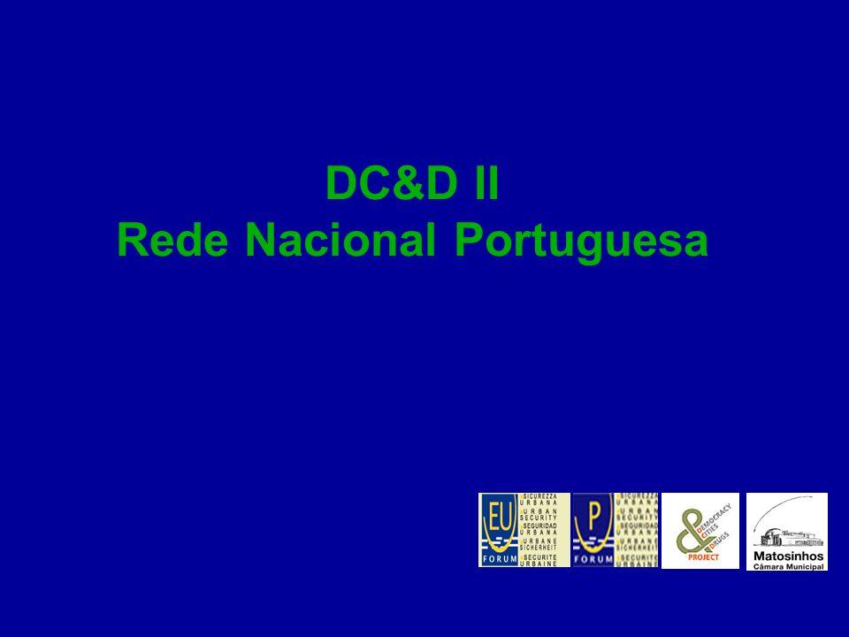 DC&D II Rede Nacional Portuguesa