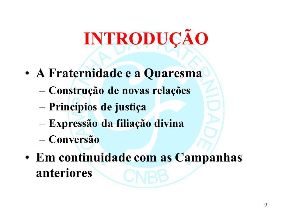 TRABALHO EM GRUPOS Quais os conceitos fundamentais para a compreensão da CFE 2010.
