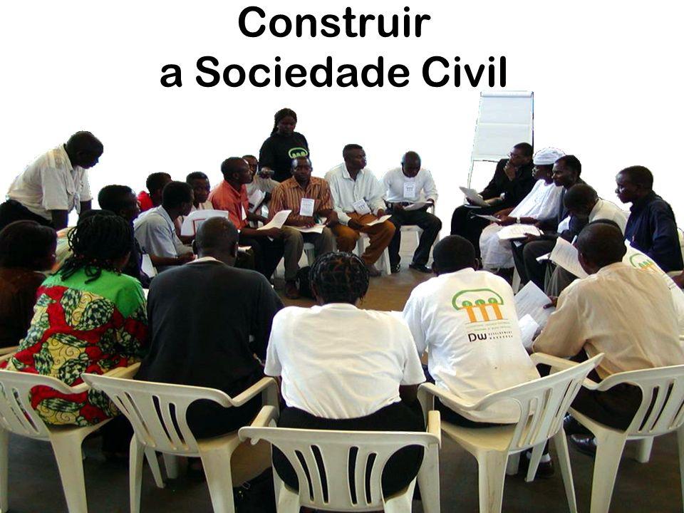 Construir a Sociedade Civil