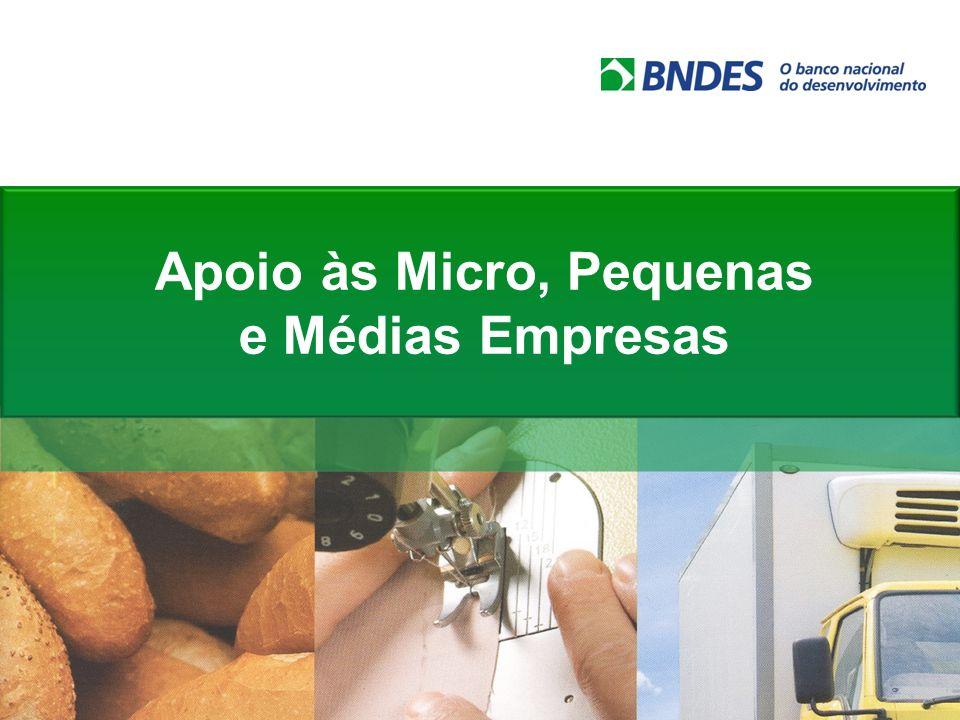 Apoio às Micro, Pequenas e Médias Empresas