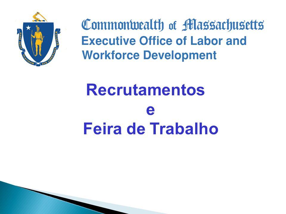 Recrutamentos e Feira de Trabalho