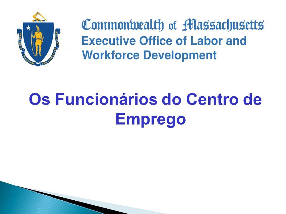 Os Funcionários do Centro de Emprego