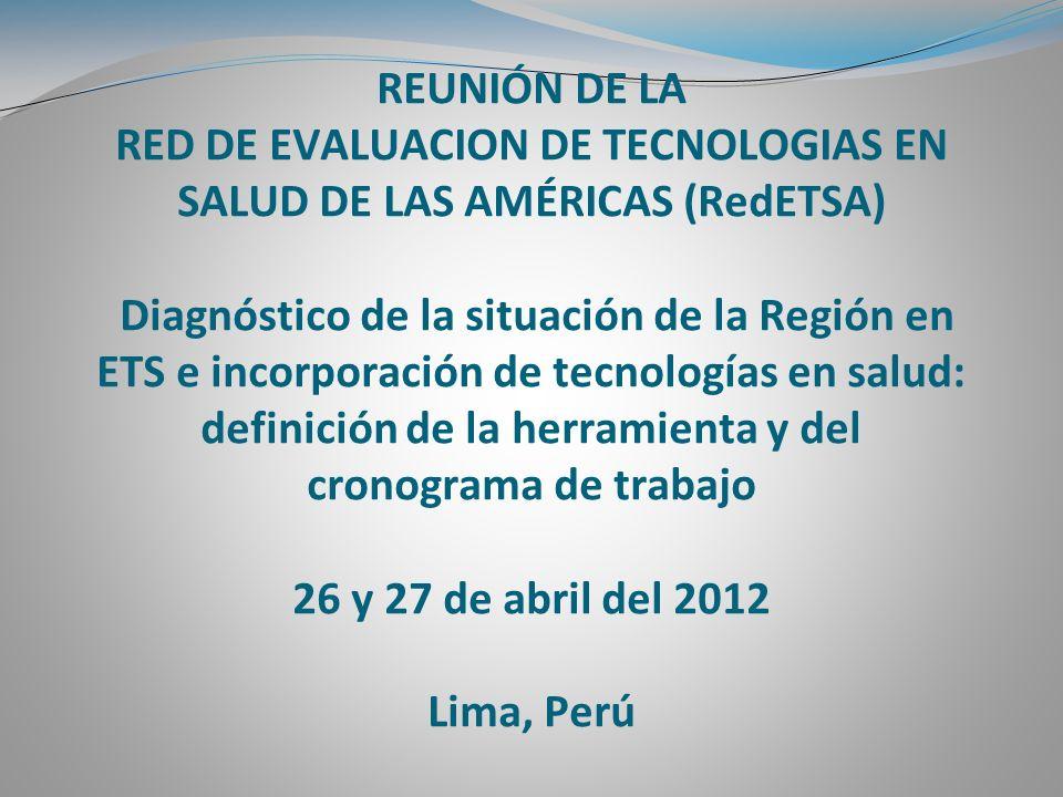 Compartilhamento de experiencia Questionário Sobre Estratégias de Regulação Econômica de Medicamentos realizado por ocasião do I Seminário Pan-Americano de Regulação Econômica de Medicamentos em março de 2009.
