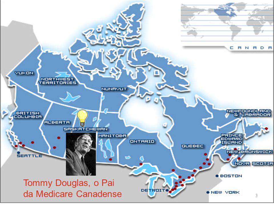 Tommy Douglas, o Pai da Medicare Canadense 3
