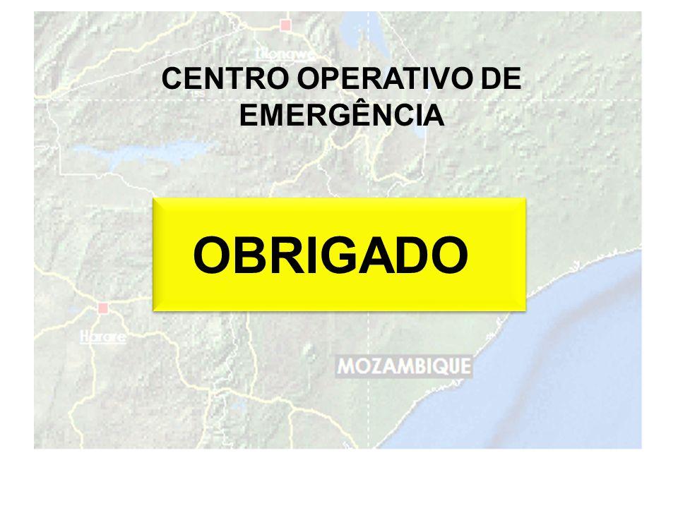 CENTRO OPERATIVO DE EMERGÊNCIA OBRIGADO