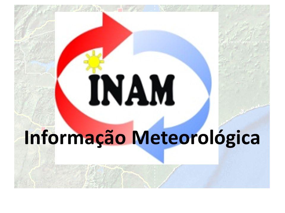 Precipitação acumulada durante as ú ltimas 24 horas Das 08 horas de ontem até 08 horas de hoje, dia 21 de Fevereiro de 2013, a faixa costeira das províncias de Cabo Delgado e Nampula registou chuvas em regime moderado a forte, acompanhadas de trovoadas (descargas atmosféricas).