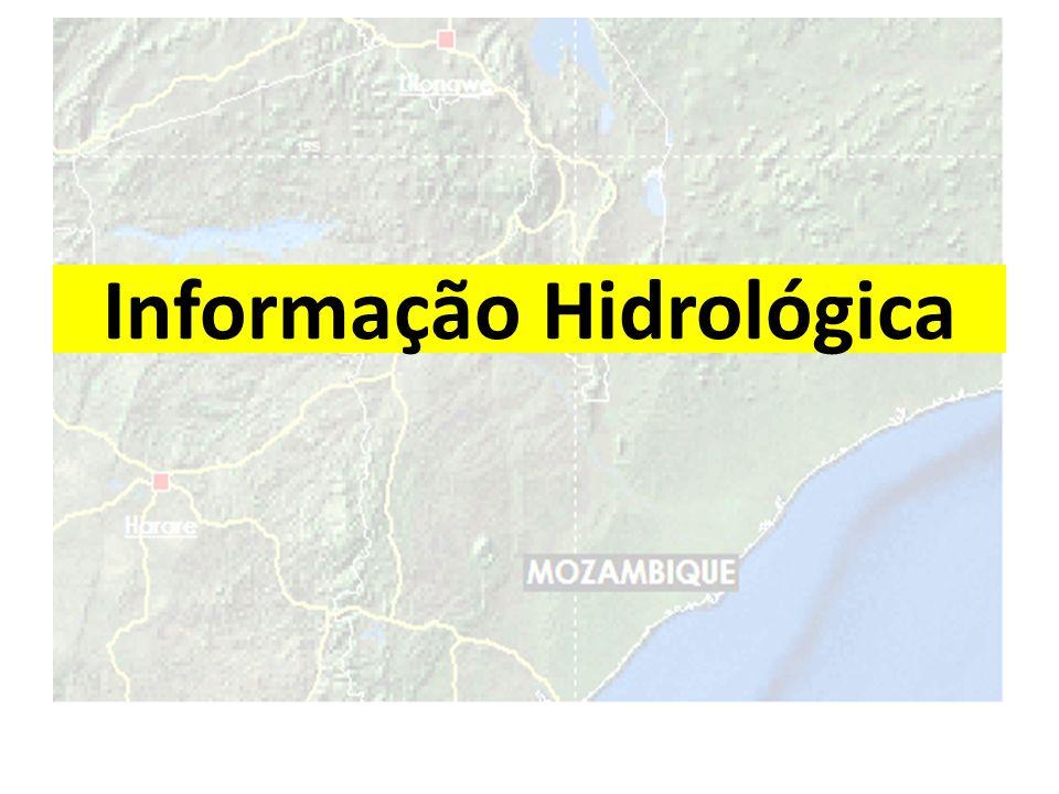 9 Informação Hidrológica