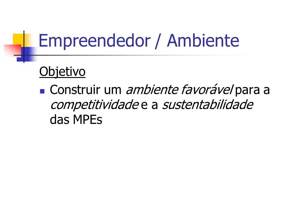 Empresa / Território Competitividade da empresa Escala Inovação Gestão Lobby Competitividade do território Distrito industrial Cluster Sistema produtivo local Sistema local de inovação