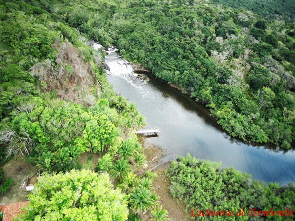 Cachoeiras de Trembembé