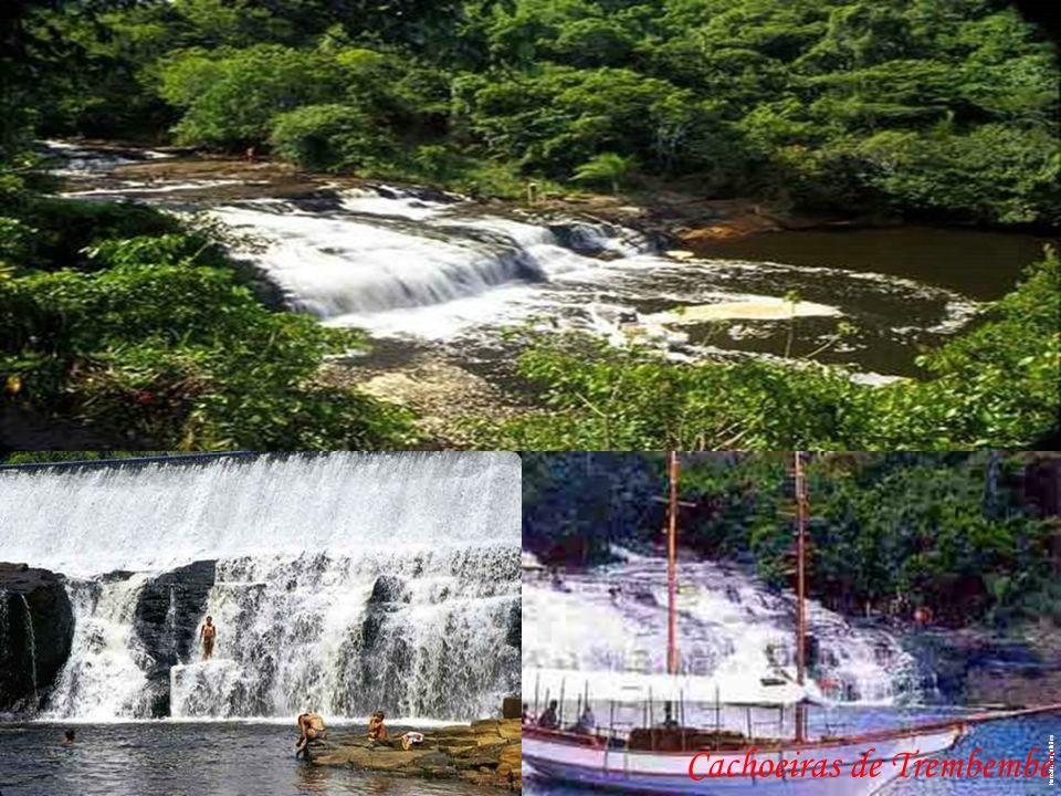 Haroldo Magalhães Cachoeiras de Trembembé