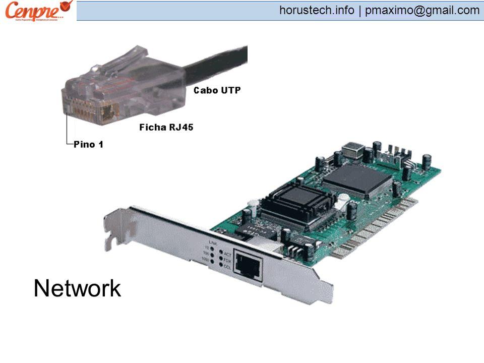 pmaximo@gmail.com horustech.info | pmaximo@gmail.com Network