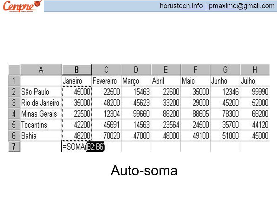 pmaximo@gmail.com horustech.info | pmaximo@gmail.com Auto-soma