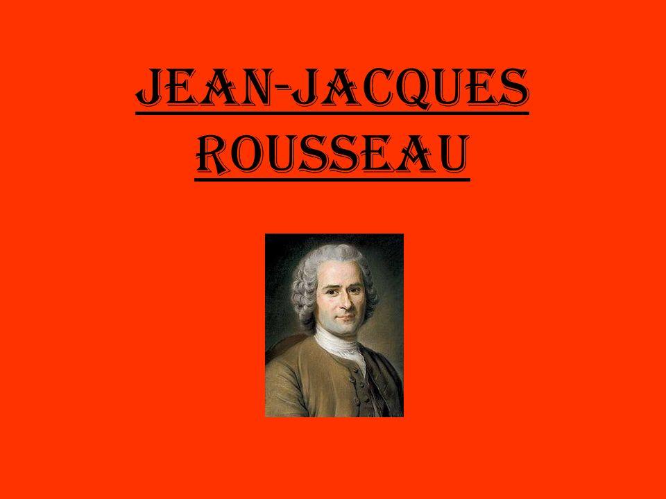 No tempo em que Rousseau escreveu era comum pensar que a criança: Tem tendências egoístas; É anárquica; Não tem consciência moral; Tem de ser educada ou ficará selvagem – má.