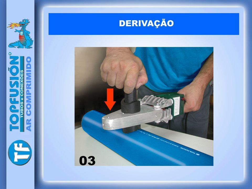 DERIVAÇÃO 03
