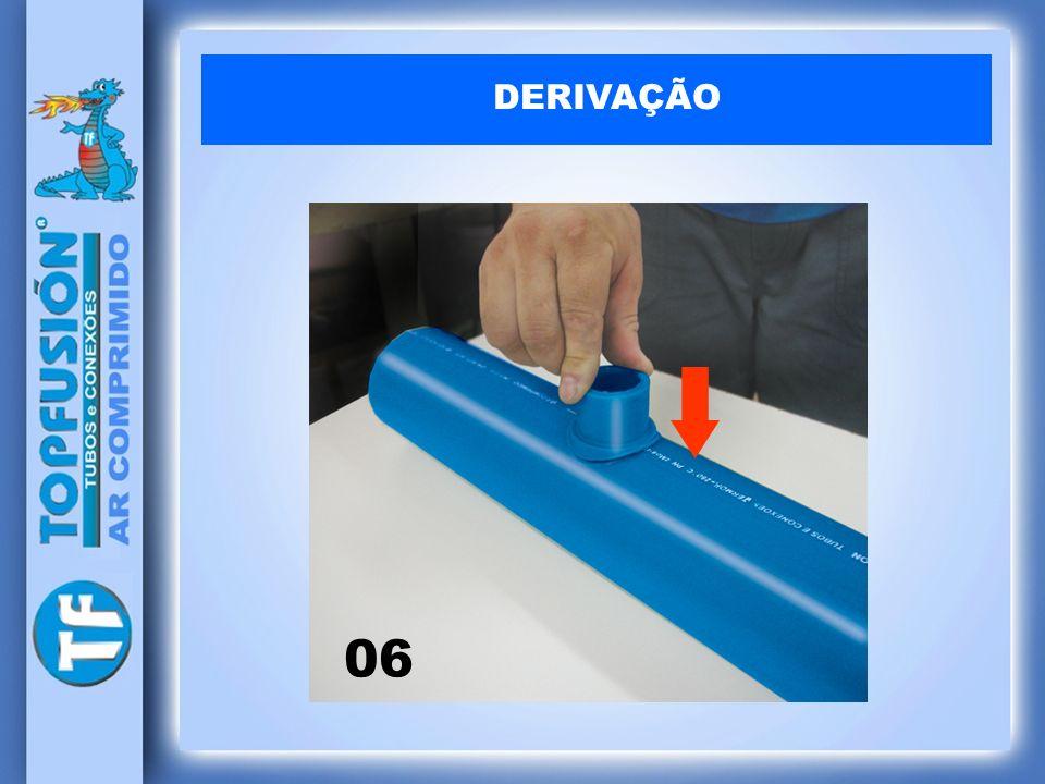DERIVAÇÃO 06