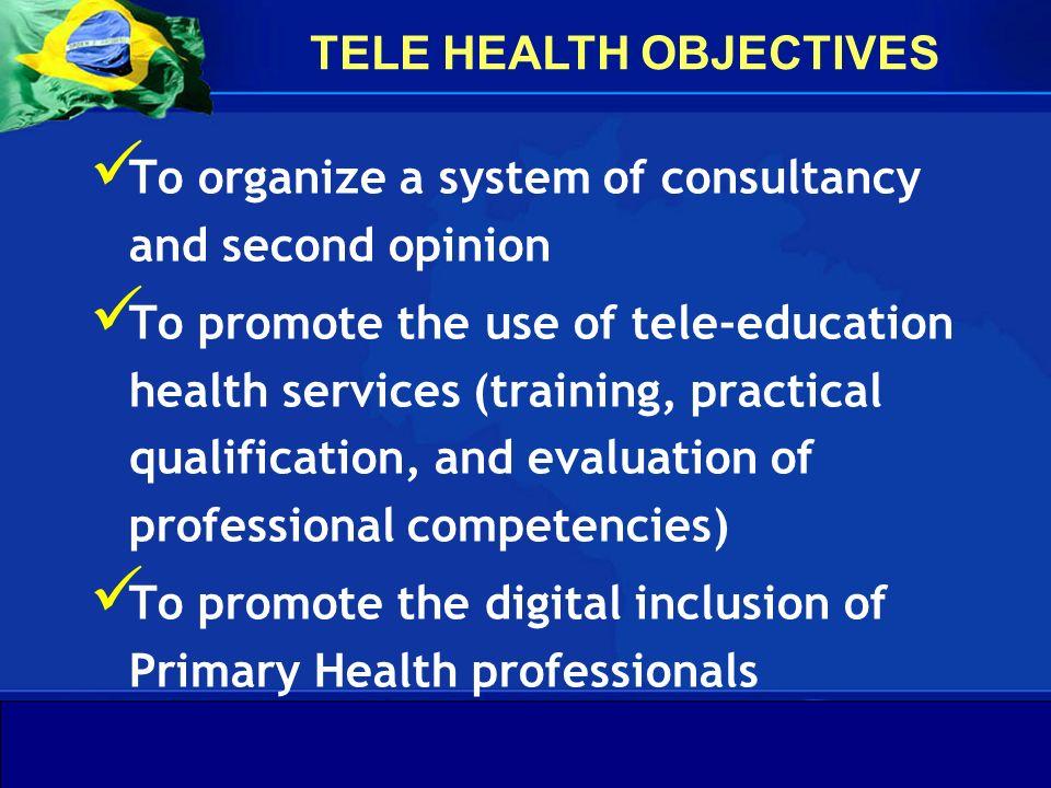 Departamento de Gestão da Educação na Saúde Secretaria de Gestão do Trabalho e da Educação na Saúde Ministério da Saúde To organize a system of consul